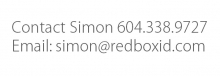Simon - Red Box ID