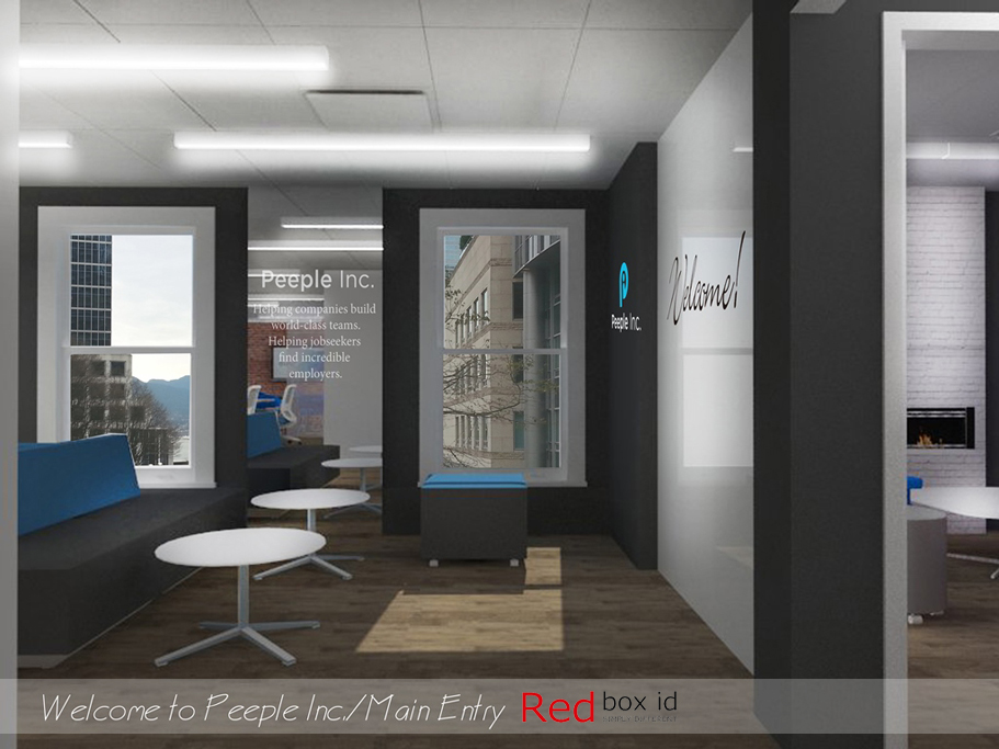 Red Box Id Vancouver Commercial Interior Design